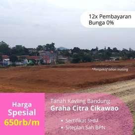 Tanah Murah Bandung Dekat RSUD Majalaya