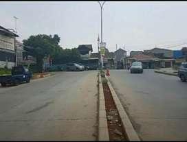 Tanah di Depan Exit toll Brigif - Desari