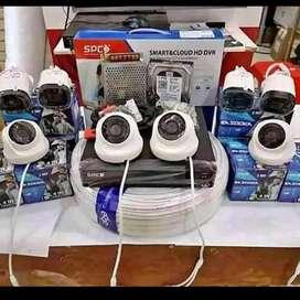 Paket kamera cctv terlengkap plus pemasangan