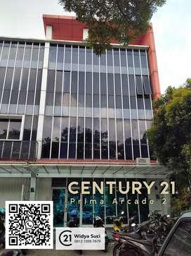 Ruko hoek 3 lantai Kebayoran Arcade Bintaro Sektor 9 BR5250 Widya