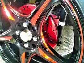 Rotor Tromol Skin agya ayla sigra calya avanza xenia innova brio BMW