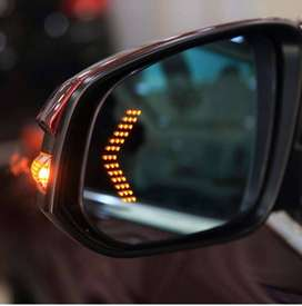 Arrow Panel 14 SMD LED For Car Rear View Mirror Indicator Turn Signal