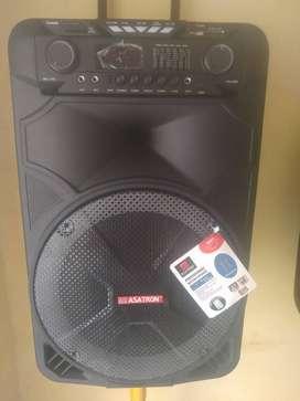 """Speaker Bluetooth Asatron 15"""" Jumbo"""