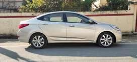 Hyundai Fluidic Verna 1.6 CRDi SX Automatic, 2012, Diesel