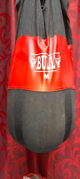 PUNCHING BAG ( CHICAGO BULLS ) 4 feet (SALE)