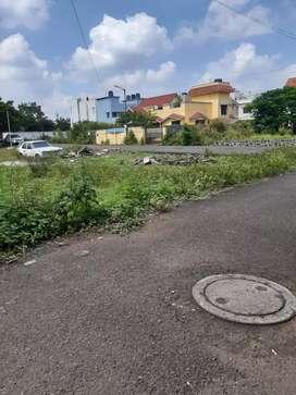 R zone plot 3km from vimannagar