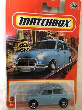 Matchbox Mini Cooper (Mr Bean)