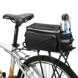 Roswheel Tas Sepeda Bicycle Rear Carrier Bag 600D Polyester 8L