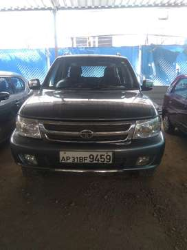Tata Safari 4x4 LX DICOR BS-III, 2010, Diesel