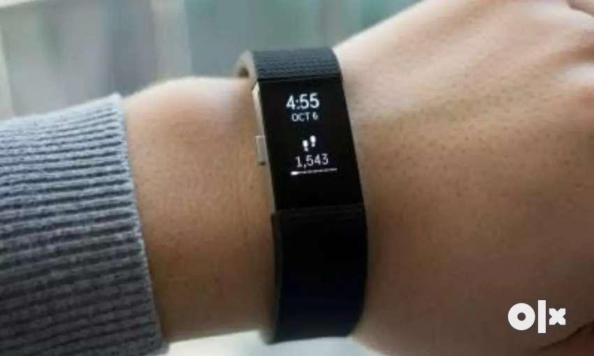 Fitbit charge 2 unused 0