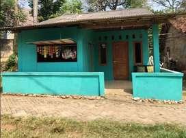 Rumah kampung luas tanah 122m cuma 480jt CASH ONLY