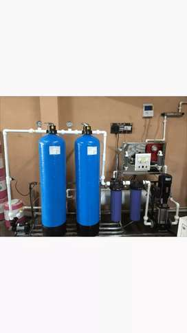 New/old water plants with loan facility