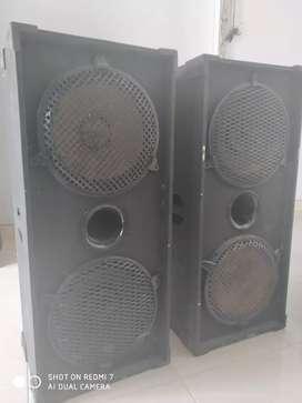 Di jual speaker 12 bleck spider 500×4 +box 2 bas. 2 pull ringe