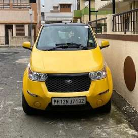Mahindra e2o 2016 Electric Well Maintained