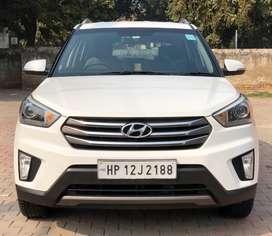 Hyundai Creta 1.6 SX Diesel Push Button Start