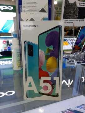 Samsung A51 8gb resmi SEIN