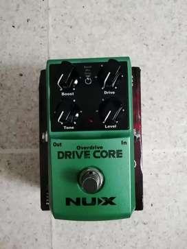 Efek analog Drive Core NUX