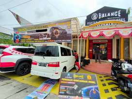 Pakai BALANCE Sport Damper Mobil Tetap EMPUK saat di jalan Berlubang