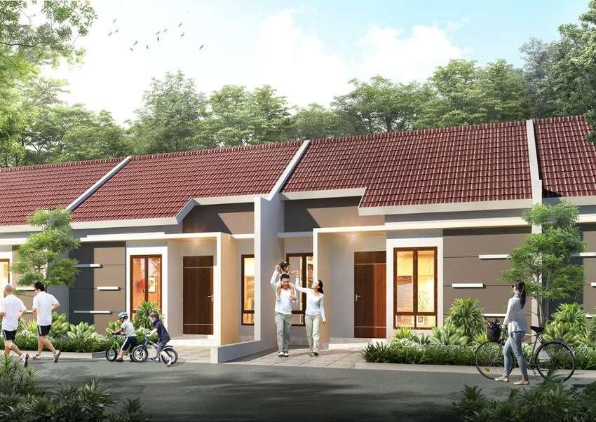 Rumah Subsidi di Bangunjiwo Dekat Tugu Gentong Harga 143 Juta 0