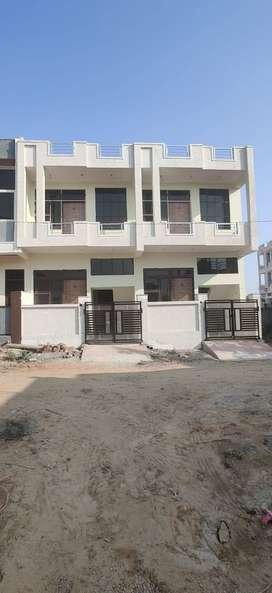 3 BHK JDA Approved Villa, Loanable At Bhagwati Nagar Niwaru Road