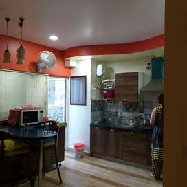 2bhk Full furnished independent house