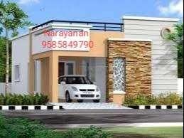 East facing individual house at Thiruvandar koil, near TVS and TTK