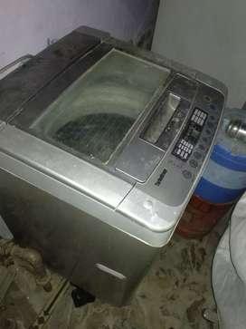 LG washing machine full automatically