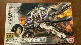Gundam barbatos lupus rex 6th edition building kit