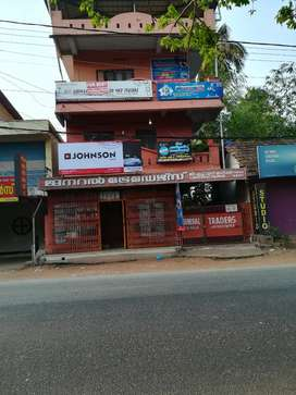 Space for rent in near ghs jn palace road attingal