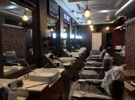 Barber hair dresser require at Elle jents saloon lahore