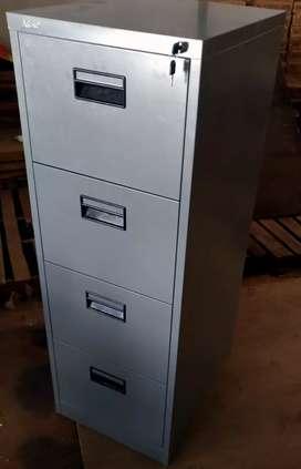 Filling Cabinet Besi IMPORTA IMP-FC D4B Laci 4 Susun