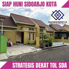 READY RUMAH SIDOARJO KOTA - JUAL CEPAT