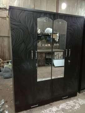 It's New Manufacturing 4 Door Good Looking Looking Wardrobe