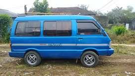 Bismillah, Suzuki Carry Extra 1.0