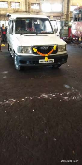 Toyota qualis for sell good in condition