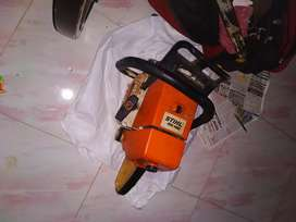 STHIL MS 460 chain saw machine Rs.25000