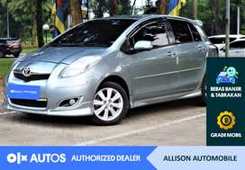 [OLX Autos] Toyota Yaris 2010 1.5 S Limited A/T Bensin Silver #Allison