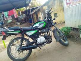 Andimada super bike cc100