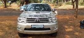 Toyota Fortuner G Diesel 2011