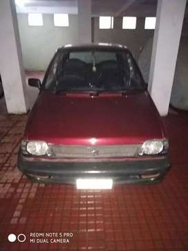 Maruti Suzuki 800 2009