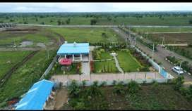 Best DTCP Projects-Open plots for sale at Sadashivpet Few Unit Availab
