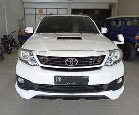 Toyota Fortuner VNT TRD Manual 2013