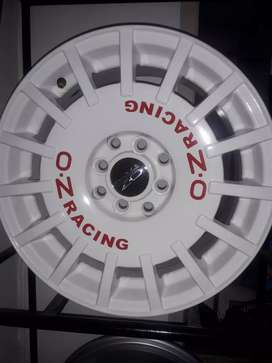 Toko vleg termurah ready vleg Oz Racing R15 Buat brio agya ayla cayla