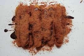 Piscris Cokmil (Pisang Crispy Coklat Milo)