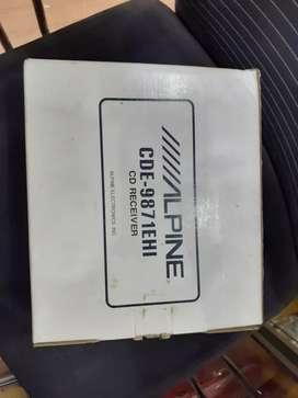 Alpin CD Receiver