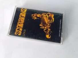Kaset Pita Original  Scorpions The Ultimate Collection