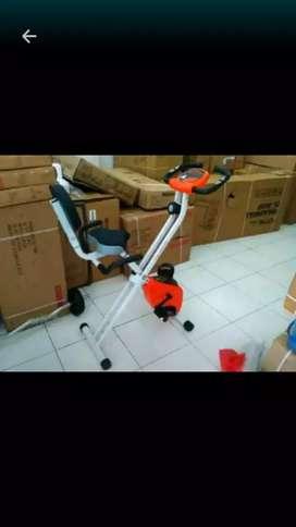 Sport moker xbike sandaran lipat