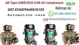 Ac compressor for car honda Amaze Brio Verna lancer i10 swift old