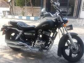 Benelli Egle 250 cc ( motor Itali )semua Ori dan mulus