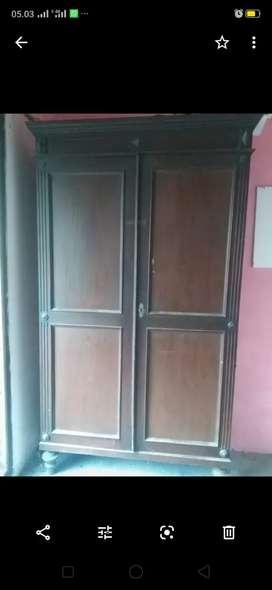 Lemari Kayu Jati ASLI (harga nego) - Jombang